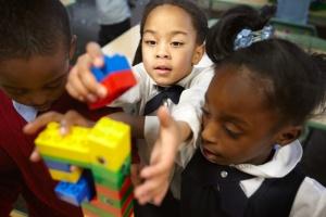 Kindergraten team building