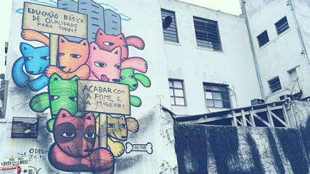 Na Liberdade, São Paulo, Brazil