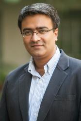 Zaki Hasan, (photo credit: Mr. Saikat Majumder)